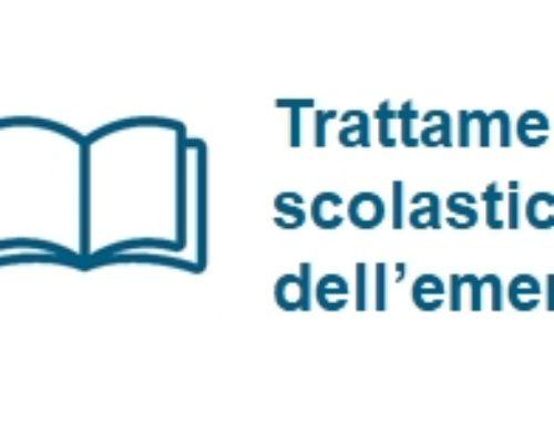 FAQ – Trattamento dati nel contesto scolastico nell'ambito dell'emergenza sanitaria